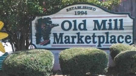 Old Mill Marketplace at Canton First Monday Trade Days
