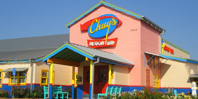 Chuy's on South Broadway in Tyler