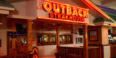 Outback Steakhouse in Tyler